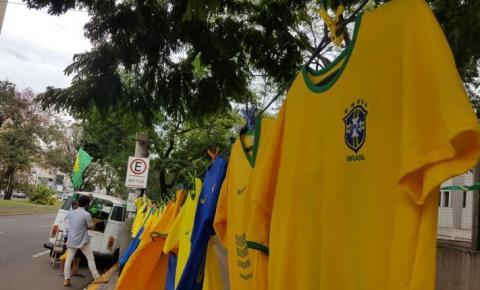 Governo de MS decreta redução de expediente em dias de jogos da Copa