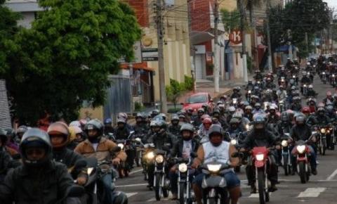 Campo Grande é a 10ª cidade do país em número de motos, mostra estudo