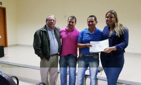 Moradores de Alcinópolis concluem curso de Condutores de Visitantes