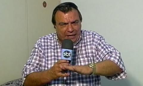 Morre o jornalista Gil Gomes, em São Paulo, aos 78 anos