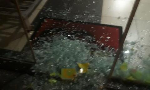 Em menos de 24 HORAS Polícia Civil e Guarda Municipal elucida autoria de arrombamento de loja