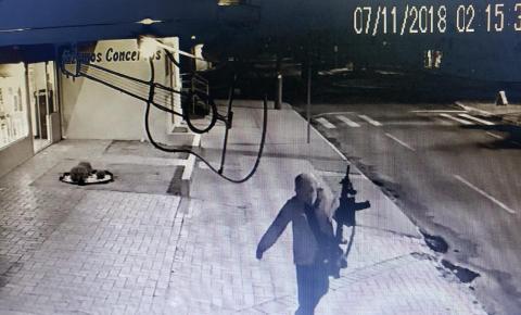 Urgente: Bandidos explodem agência da Caixa Econômica e Banco do Brasil em Chapadão do Sul