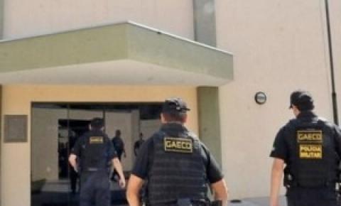 Gaeco faz operação contra fraudes em licitações no Hospital Regional