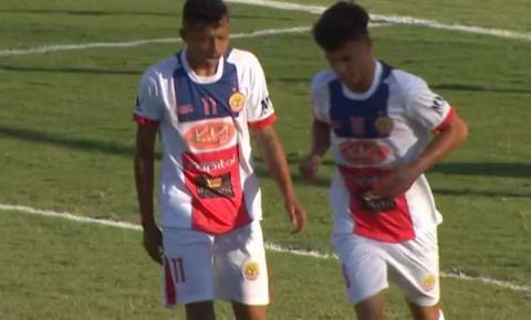 Sete dificulta para o Fluminense, mas acaba derrotado na Copinha