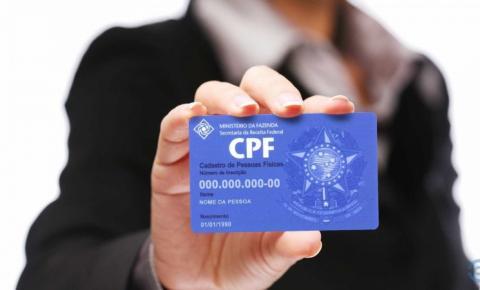 CPF vira documento único para acessar informações e benefícios