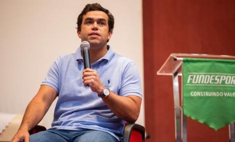 Projeto de Beto Pereira destina mais recursos para Esporte nos Estados