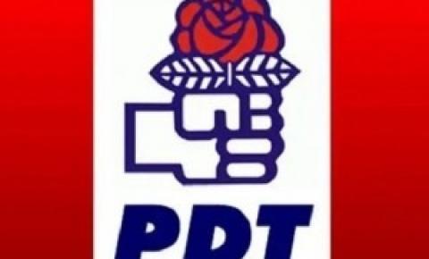 PDT realiza solenidade de filiação em Coxim na sexta-feira 3 de maio