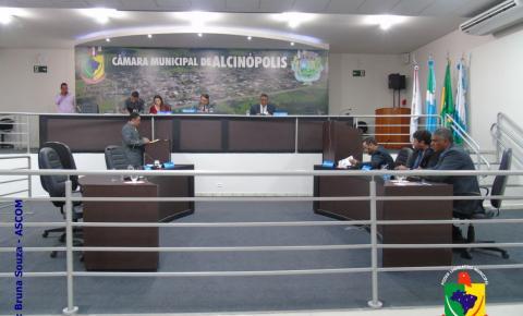 Câmara Municipal Vota Quatro Projetos de Lei em Sessão Ordinária