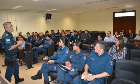 Polícia Militar inicia 6ª capacitação do Programa Mulher Segura em Coxim
