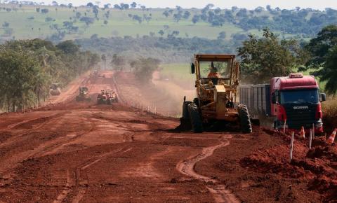 Em Costa Rica, pavimentação da MS-223 encurta distância e abre novo corredor
