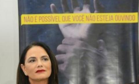 """""""Eu vim de um lar agressivo"""", revela Luiza Brunet em retorno ao MS"""