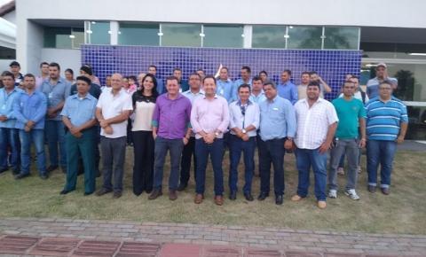 Solenidade marca entrega de obras em Alcinópolis e autorização para construção de novo reservatório de água