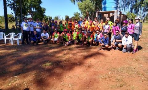 2º Ecobike Templo dos Pilares encerra Semana do Meio Ambiente em Alcinópolis