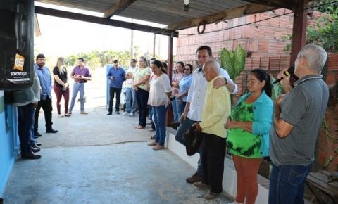Prefeitura de Alcinópolis entrega 8ª casa do programa municipal de Reforma e Ampliação