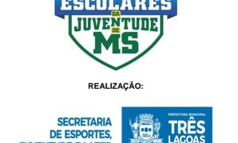 Mais uma vez Alcinópolis participará dos Jogos Escolares da Juventude de MS