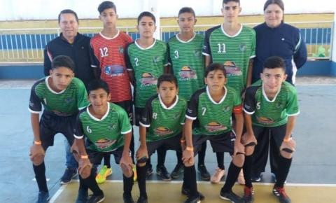 Com ótima colocação Equipe de Alcinópolis encerra participação nos Jogos Escolares  da Juventude de MS