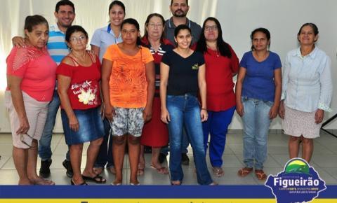 Secretaria de Assistência Social encerra curso no CRAS