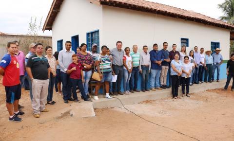 Prefeitura de Alcinópolis entrega 9ª casa do Programa de Reforma e Ampliação