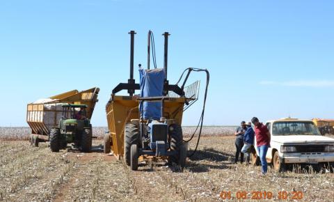 Equipe Semudes visita Produção agrícola de Alcinópolis