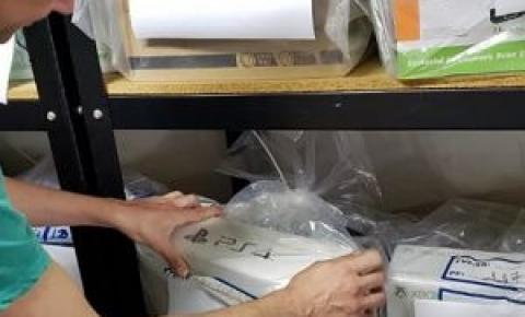 Leilão de itens apreendidos tem produtos a partir de R$ 20