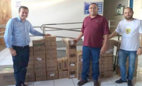 Com emenda parlamentar, Saúde de Alcinópolis recebe investimento em material de enfermagem