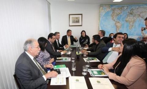 Bancada prioriza segurança, saúde educação e infraestrutura em emendas