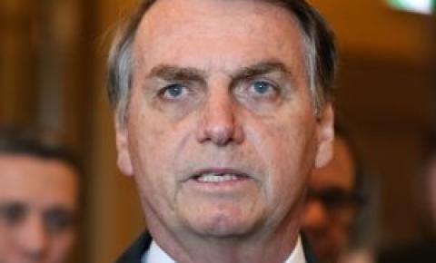Bolsonaro chama de deboche taxação da energia solar