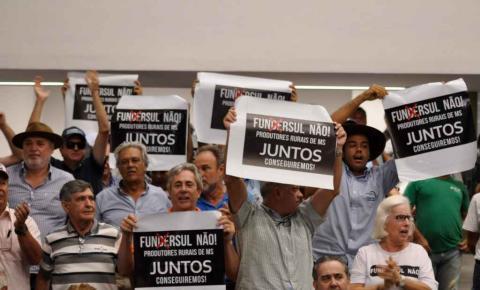 Produtores rurais vão acionar Justiça contra pacote de Reinaldo que aumenta impostos