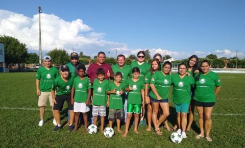 5ª Copa Nairo Barcelos de Futebol tem inicio em Alcinópolis Ms