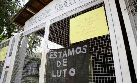 Lideranças indígenas se reúnem com OAB para impedir fechamento de escola