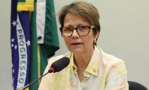 Ministra aguarda resposta dos EUA sobre exportação de carne