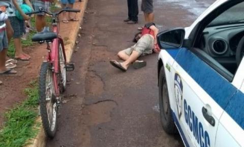 Mãe diz que nunca viu homem que atacou menina de 3 anos em carrinho