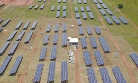 MS tem Cidade Solar para produzir energia limpa