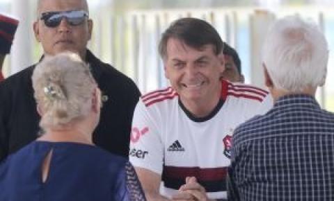 Bolsonaro diz que condução da investigação contra Flávio é um abuso