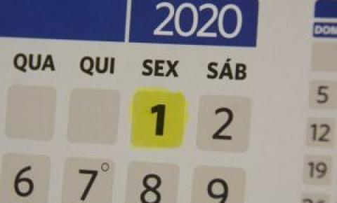 Servidores estaduais terão 14 dias e meio de folgas em 2020