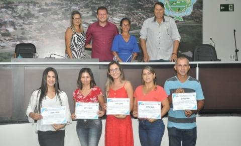Novos Conselheiros Tutelares tomam posse em Alcinópolis