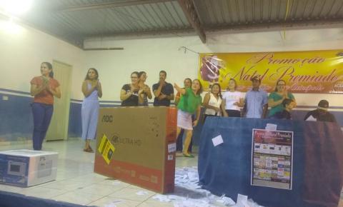 1º Natal Premiado realizado pela ACEAL de Alcinópolis foi um grande sucesso
