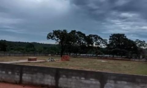 Prefeito morre e é o primeiro a ocupar área nova de cemitério construída na gestão dele