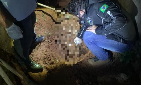 Adolescente desaparecida foi encontrada morta e enterrada na casa de traficante em Chapadão do Sul