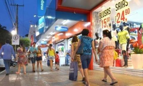 Vendas caem em Campo Grande e lojistas querem negociar água, luz, impostos e aluguel no centro e nos shoppings