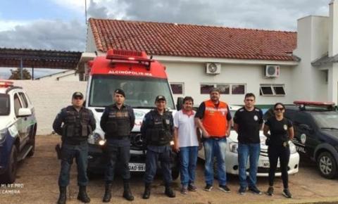 Policiais e Comitê Municipal Covid-19 de Alcinópolis orientam e fiscalizam Decreto Municipal Contra o coronavírus