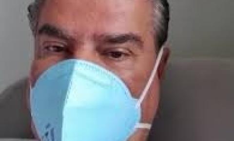 """""""Dengue é fichinha"""", diz Nelsinho Trad após superar UTI e 18 dias de isolamento"""