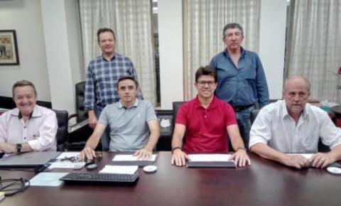 Eleições em Costa Rica: Pré-candidato do PP reúne com lideranças partidárias