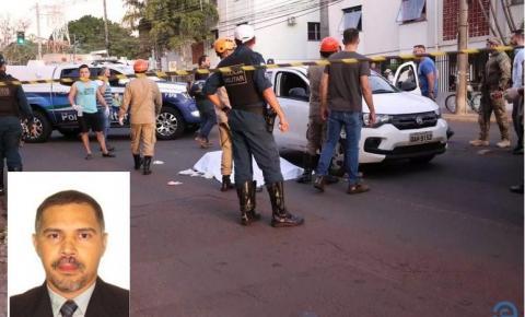 Diretor culpa nova lei por assassino de policiais estar sem algemas