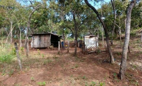 Morador em Alcinópolis é autuado em R$ 5 mil por construir depósito e explorar Unidade de Conservação com pecuária e criação de outros animais