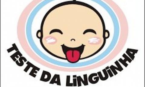 Secretaria Municipal de Saúde reforça a importância do Teste da Linguinha em recém-nascidos