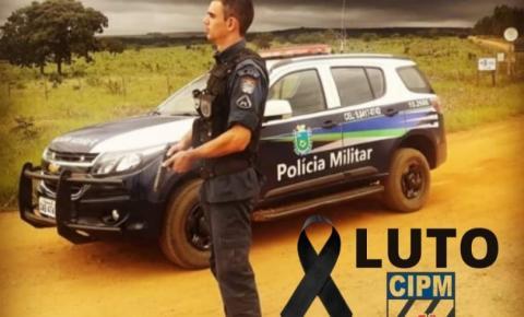 Morre soldado da Polícia Militar Iago Kammler, lotado em Figueirão