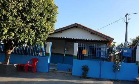 """Secretaria Municipal de Assistência Social entrega a sexta casa da segunda etapa do Programa Municipal de Reforma e Ampliação """"Ampliando Sonhos""""."""
