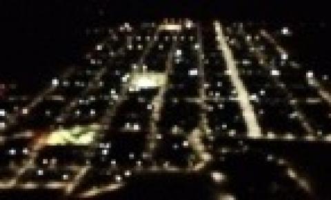 O Município de Alcinópolis está próximo de ter 100% de Iluminação de Led