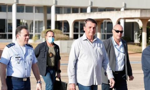 Em 8 horas, Jair Bolsonaro deve visitar três cidades de Mato Grosso do Sul